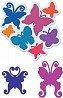 Heartfelt Creations - Cutting Die - Butterfly Medley Collection - Butterfly Medley