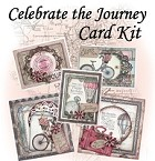 Heartfelt Creations - Celebrate the Journey Collection - Card Kit (Class Instructions - stamps not included)