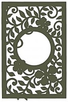 Heartfelt Creations - Cutting Die - Decorative Leafy Frame