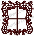 Heartfelt Creations-Cutting Die-Decorative Window Scene
