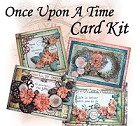 Heartfelt Creations - Once Upon A Time Collection - Card Kit (Class Instructions - Stamps not included)