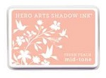 Hero Arts - Shadow Ink - Mid-Tone - Dye Pad - Fresh Peach