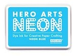 Hero Arts - Neon Ink Pad - Blue