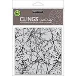 Hero Arts - Cling Rubber Stamp - Branches Bold Prints