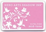 Hero Arts - Shadow Ink - Mid-Tone - Ultra Pink