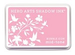 Hero Arts - Shadow Ink Mid-Tone -  Dye Pad - Bubble Gum