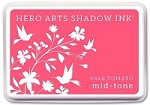 Hero Arts - Shadow Ink Mid-Tone -  Dye Pad - Soft Cantaloupe