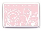 Hero Arts - Shadow Ink - Mid-Tone -  Dye Pad - Soft Pink