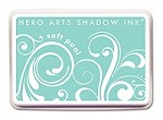 Hero Arts - Shadow Ink - Mid-Tone -  Dye Pad - Soft Pool
