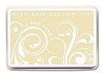 Hero Arts - Shadow Ink - Mid-Tone -  Dye Pad - Soft Sand