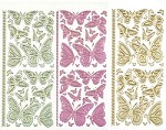 Hot off the Press - Dazzles Stickers - Mix 'Ems Butterflies (3 Pk)
