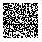 Impression Obsession - Cling Mounted Rubber Stamp - Cover A Card - Bold Vines