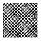 Impression Obsession - Cling Mounted Rubber Stamp - Cover A Card - Lattice