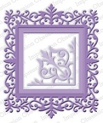 Impression Obsession - Die - Ornate Square Frame
