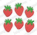 Impression Obsession - Die - Sm Strawberry Bunch
