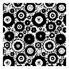 Impression Obsession - Cling Mounted Rubber Stamp - Cover A Card - Cogs