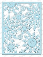 Impression Obsession - Die - Snowflake Background