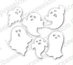 Impression Obsession - Die - Mini Ghosts