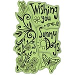 InkaClings - Wishing You Sunny Days