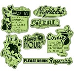 Inkadinkado-Cling Stamp-Girls Night Out