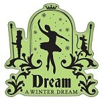 Inkadinkado - Cling Stamps - Ballet Dream Mini