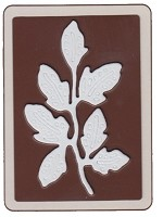 Joy Crafts - Cutting Die - Vintage Flourishes Leaf 1