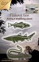 Joy Craft - Die - Fishing Fun - Fish-Shark