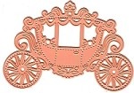 Joy Crafts - Noor! Cutting & Embossing Die - Little Princess Coach