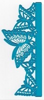 Joy Crafts - Noor! Cutting & Embossing Die - Edge Butterflies