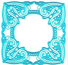 Joy Crafts - Noor Cutting & Embossing Die - Square Frame