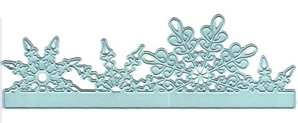 Joy! Crafts - Die - Ice Crystal Edge
