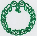 Joy Crafts - Cutting & Embossing Die - Christmas Wreath