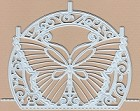 Joy Crafts - Gerti Hofman Cutting & Embossing Die - Open Up Cutting Folder, Pop Up Butterfly