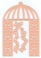 Joy Crafts - Noor Cutting & Embossing Die - Pergola