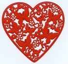 Joy Crafts - Noor Cutting & Embossing Die - Sending Love Heart
