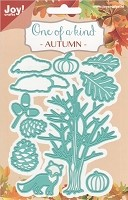 Joy Crafts - Cutting & Embossing Die - One of a Kind Autumn