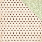 "KaiserCraft - Botanica Collection - 12""x12"" Double Sided Cardstock - Stem"