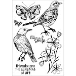 KaiserCraft - Fly Free Collection - Clear Stamp