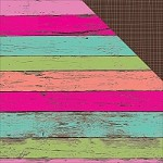 "KaiserCraft - Fly Free Collection - 12""x12"" Double Sided Cardstock - Gal Pal"
