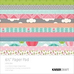 "KaiserCraft - Little One Collection - 6.5""x6.5"" Paper Pad"