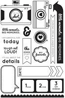 Kaiser - Happy Snaps Collection - Clear Stamp - Happy Snaps