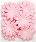 Kaiser-Large Flat Paper Flowers-Dusty Pink