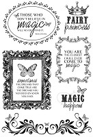 Kaiser Craft - Enchanted Collection - Clear Stamps