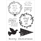 KaiserCraft - Home For Christmas Collection - Clear Stamp