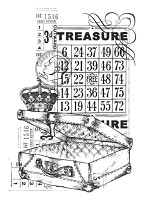 KaiserCraft - Clear Stamp - Vintage Treasure