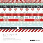 "Kaiser - North Pole Collection - 6.5"" Paper Pad"