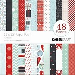 "Kaiser - 12""x12"" Paper Pad - North Pole Collection"