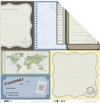 Kaiser - Pack Your Bags - Paper - Itinerary
