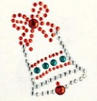 Kaiser-Rhinestone-Picture-Bell-Colored