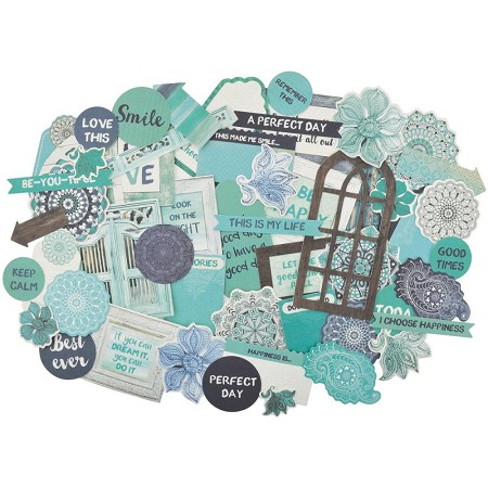 KaiserCraft - UBud Dreams Collection - Collectables Die Cuts